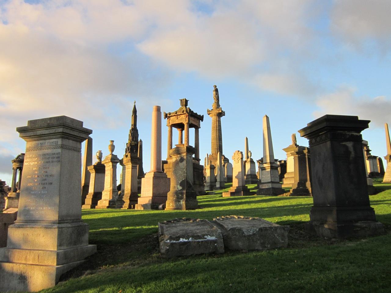 7f8510503112 Glasgow Necropolis | Historic Graves
