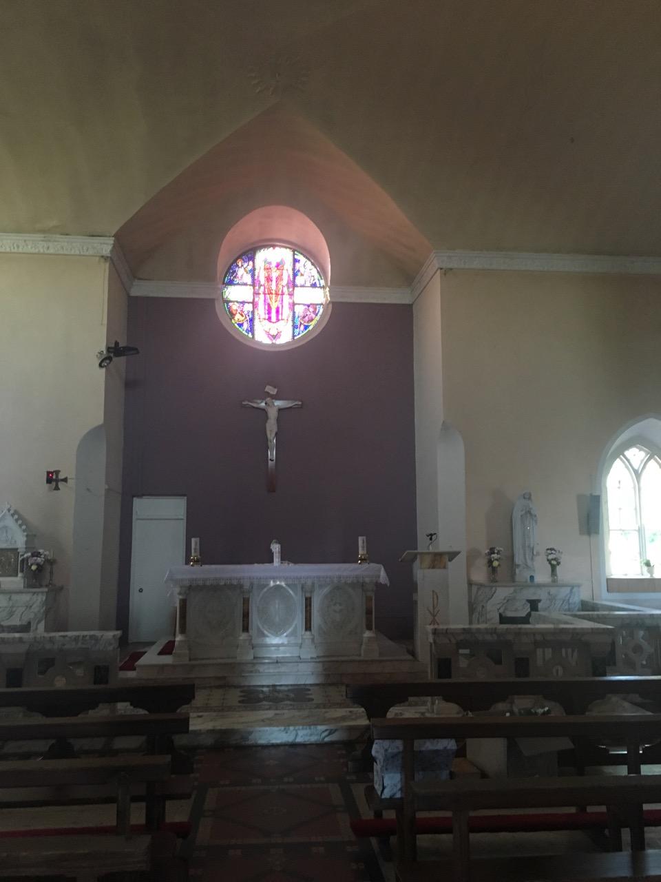 St  James's Roman Catholic Church/Clonbroney Church