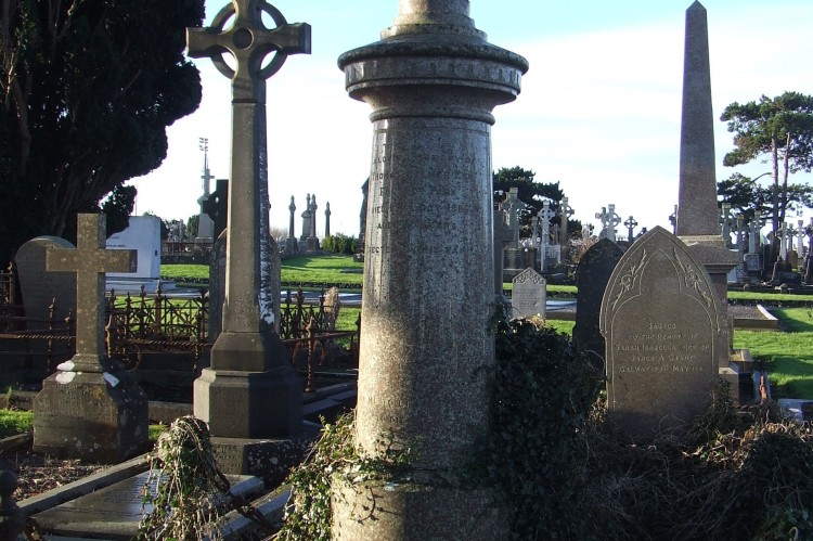 New Cemetery in Bohermore, County Galway - Find A Grave ...